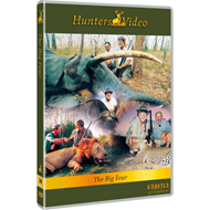 Hunters Video DVD The Big Four
