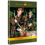 Hunters Video DVD Jagdfieber in Neuseeland