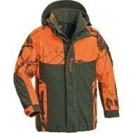 Pinewood Retriever Jacke Kids Moosgrün/Realtree AP HD® Blaze