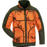 Pinewood New Michigan Wendejacke Realtree AP Blaze HD®/Moosgrün