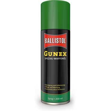 BALLISTOL Gunex Spezial Waffenöl Spray 200 ml