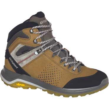 viele möglichkeiten gut attraktive Designs GRISPORT Damen Trekking-Schuh oliv