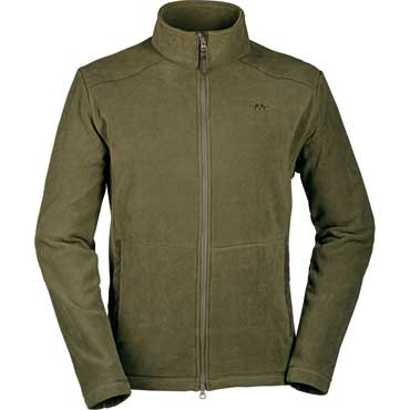 Blaser Basic Fleece Jacke Hannes oliv