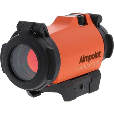 Aimpoint Micro-H-2 Limited Edition orange