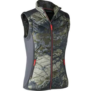 DEERHUNTER Lady Thuja Steppweste Realtree Wav3