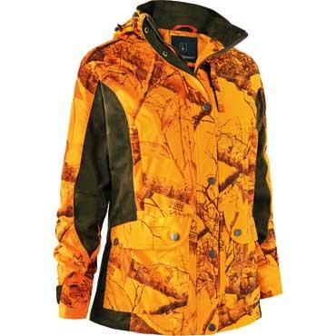 DEERHUNTER Lady Estelle Jacke Realtree Edge Orange Camouflage