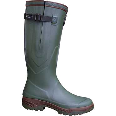 uk availability 1b33e 41723 AIGLE Stiefel Parcours 2 ISO grün