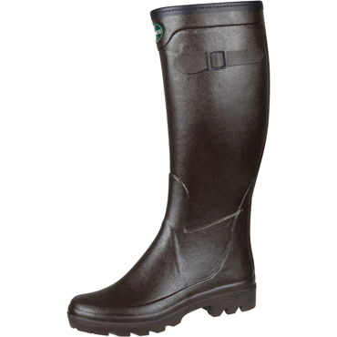 LE CHAMEAU Stiefel City All Tracks oliv